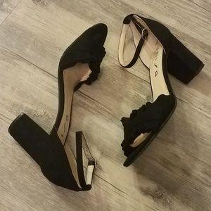 "Never worn CLASSY Unisa ""Diara"" block heel sandal"
